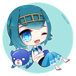 [req] Lana and Popplio by rinihimme