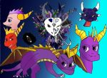 Spyro's alternate World... by NiagraFalls