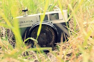 Lovely camera. by DoloresReventon