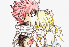 NaLu Colored by Kello7