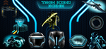 Tron Icons by XceNiK