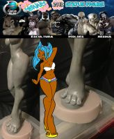 Preview of Yenny's 2013 Statue by DaveAlvarez