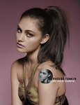 Phoebe Tonkin Colorization by ChantiiGG