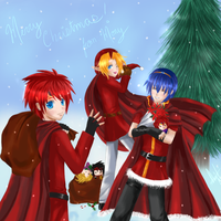 Merry Christmas 2006 by kaiser-mony