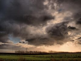 Cloud scape 3 HDR by pagan-live-style