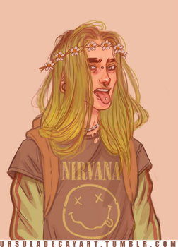 Flower Child by UrsulaDecay