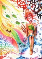 Rainbow fantasy by AriceOnly
