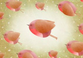 The Army of Robins ... by HannahChapman