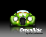 Green Ride by wackypixel
