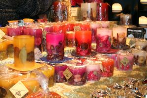 awesome candles by ingeline-art