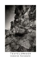 Devils Wall No2 bw by matze-end