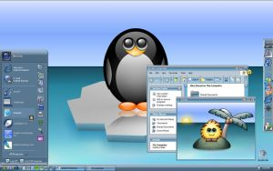 Cyber VS by apbaron