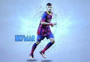 Neymar V1. by LifalixDesign