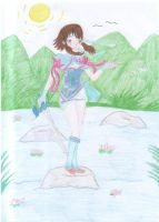 Chai Xianghua For manga-Denise by alessandra2000