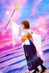 Final Fantasy X - Hymn of the Fayth by nyaomeimei