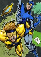 JLI Booster and Beetle PSC by chris-foreman