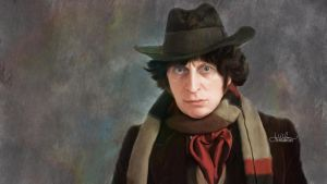 The Fourth Doctor by Auridesion
