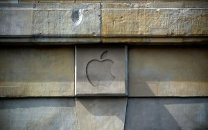 Ornamental Apple Wallpaper by JarekZ