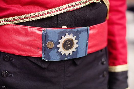 Belt Buckle (close up) by citizenkaneV