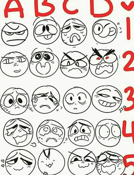 Emotion Draw Meme by IceySoldier005