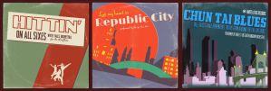 Republic City Records - Hot New Sounds by boomerangmouth