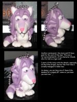 Clay commission for nocturnalr by Wakeangel2001