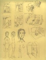Project Rise - sketches 02 by 47ness