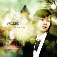 Something wicked -Heechul- by TidusPoorPants