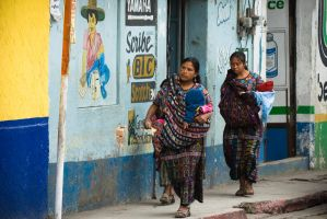 Streets of Solola by SantiBilly