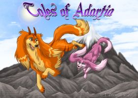 Tales of Adartia Cover by Zerwolf