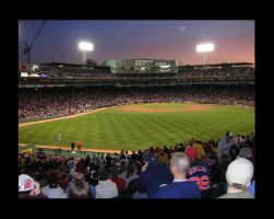 Fenway Park by Albatross101