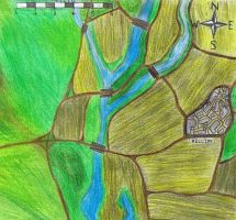 An old map... by Aliies