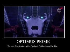 Optimus Prime MOD by awesomepatricia