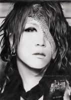 the GazettE- Ruki by Mahuyu
