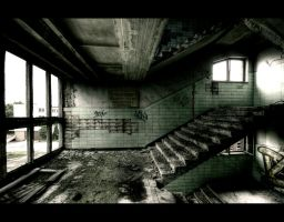 Three Floors by Beezqp