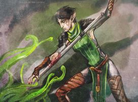 Merrill by RisingMonster