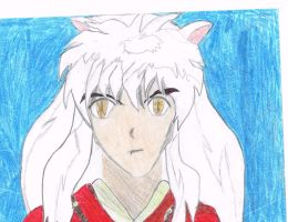 first inuyasha by PandoraDarkheart