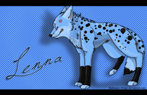 lenna in blue by thelunacy-fringe