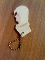 Altair keychain by Clare-Sparda