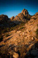 Cochise Stronghold by prin-arete