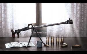 Degtyaryov Anti-Tank Rifle (PTRD) by ABiator
