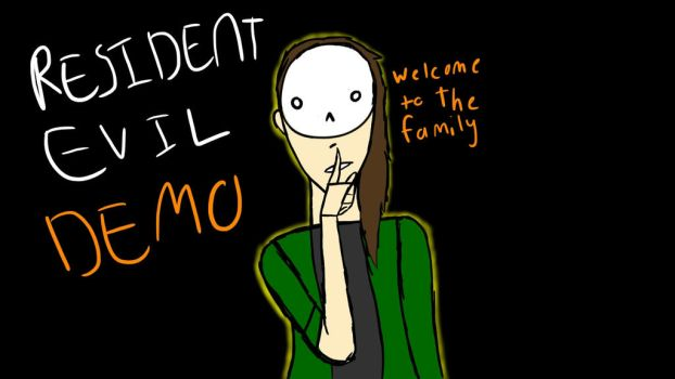 Resident Evil Demo - Thumb Nail by typical-gamin-loser
