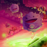Koffing! by Flopa