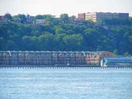 Across the Hudson by Pbsma