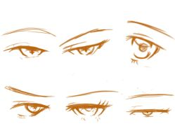 Eyes Samples by Eunicehyx
