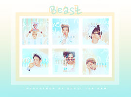 BEAST ICONSET FOR KAM by guozi8242