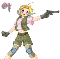 Eri -Metal Slug- by Master64