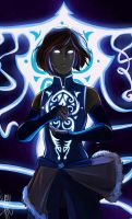 Avatar Korra by KT-ExReplica