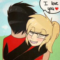 I Love You So Much Baby by ApocalipticFuzz