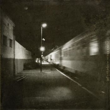 Midnight Train by IMAGENES-IMPERFECTAS
